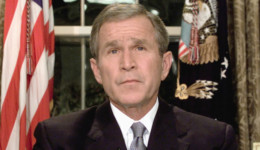 George, Being Bush