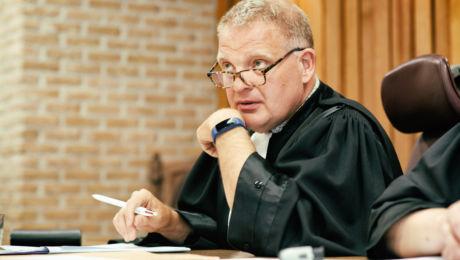 Geert Van Daele - Politierechter Veurne