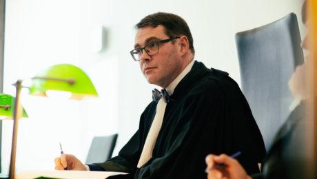 Dieter Vanoutrive - Vrederechter Gent
