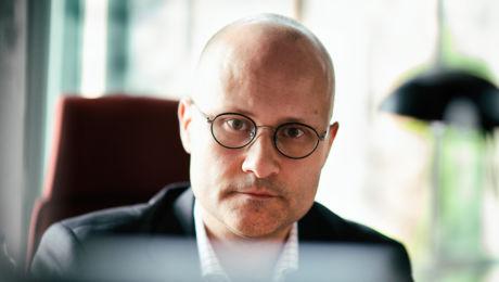 Lionel Kaëns - Onderzoeksrechter Charleroi