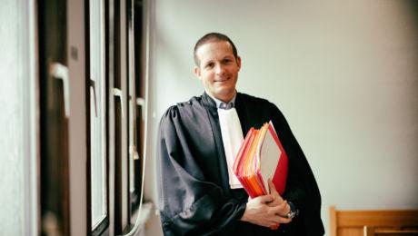 Lionel Desart - Politierechter Luik