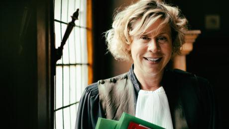 Annemie Robijns - Vrederechter Jette