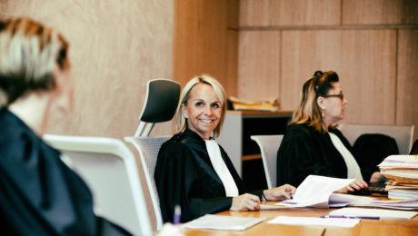 Anne Debrule - Correctionele rechtbank Luik