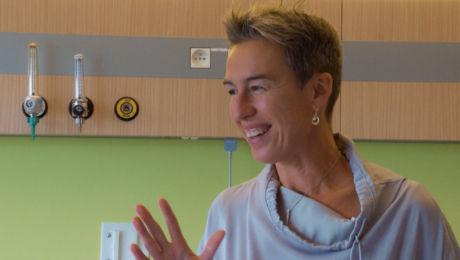 Afl. 8 Dr. Ann Vandenbroucke (geriater)