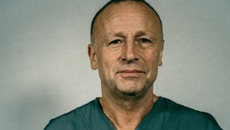 Dr. Vanderheyden - militair chirurg